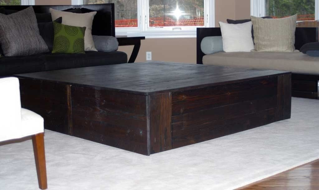 large square coffee tables ideas on foter
