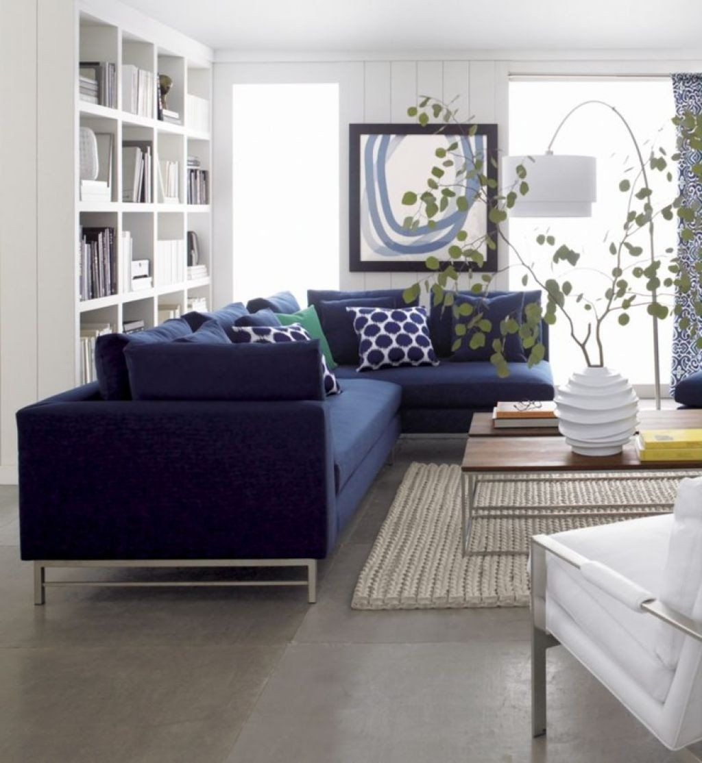 navy blue sectional sofa ideas on foter