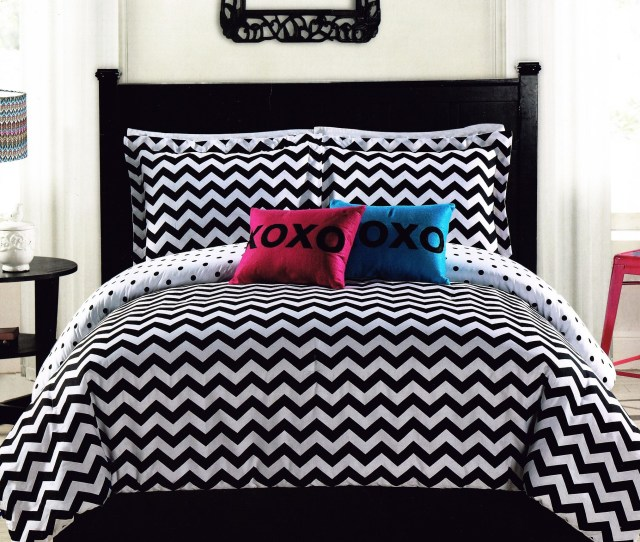 Modern And Chic Teen Girls Bedding Chevron Stroll Teen Girls