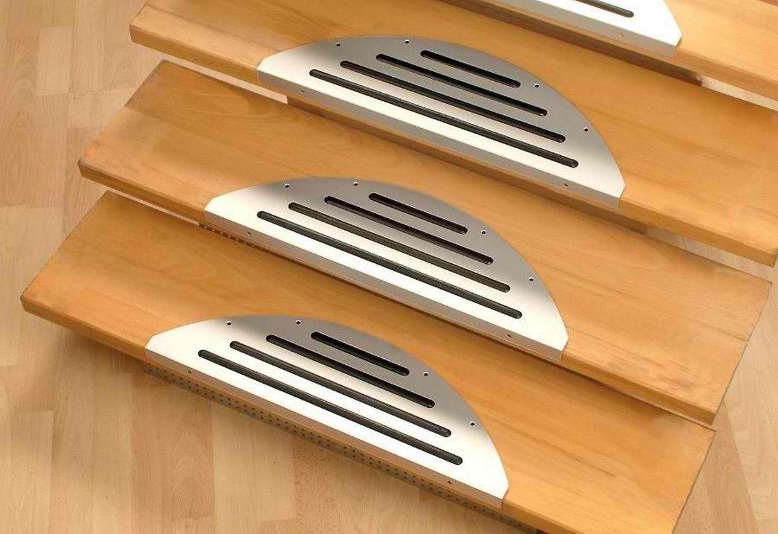 Stair Treads Carpet Non Slip Ideas On Foter   Non Skid Carpet Stair Treads   Stair Tread Covers