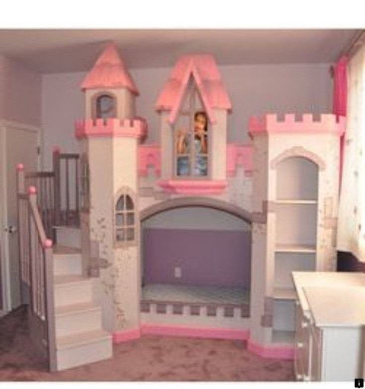 princess bunk beds for girls ideas on