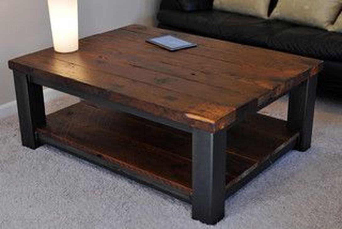 dark wood square coffee table ideas