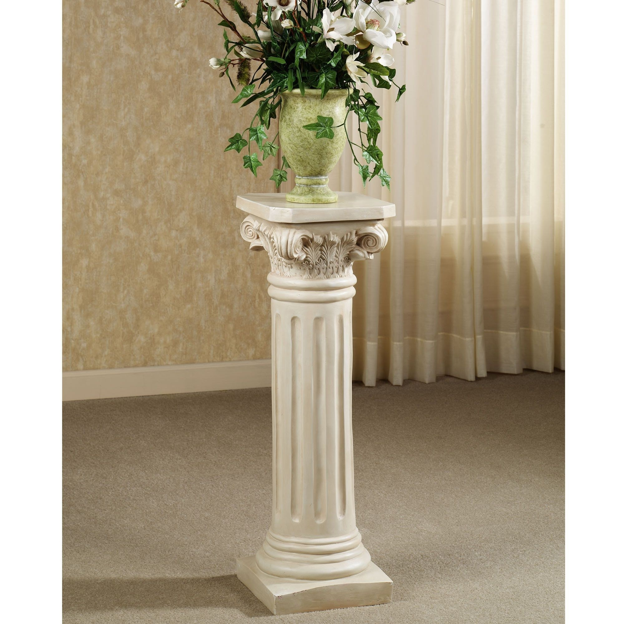 Garden Columns Pedestals Ideas On Foter
