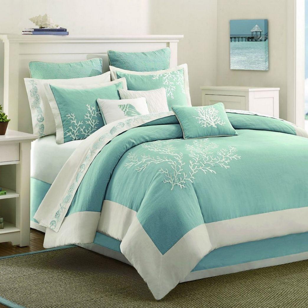 beach themed comforter sets ideas on