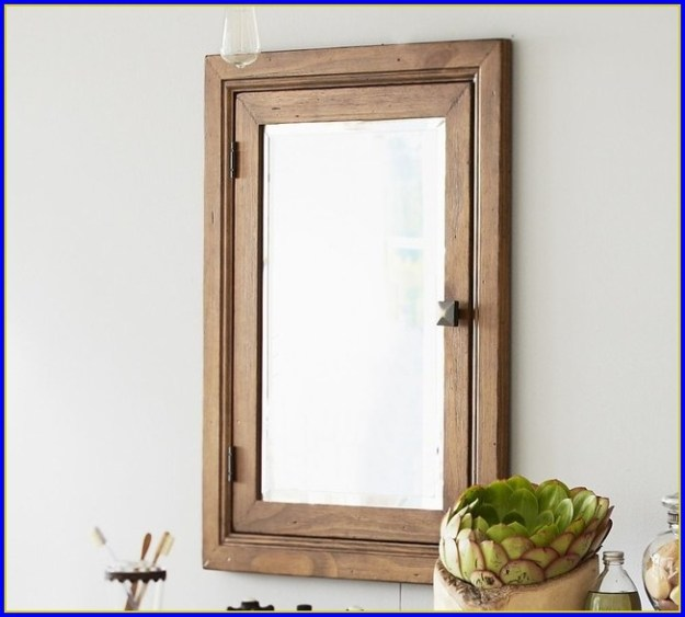 wood recessed medicine cabinet - foter