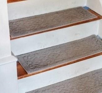 Stair Treads Carpet Non Slip Ideas On Foter | Wood Stair Treads Lowes | Outdoor Stair | Deck | Stair Stringer | Handrail | Flooring