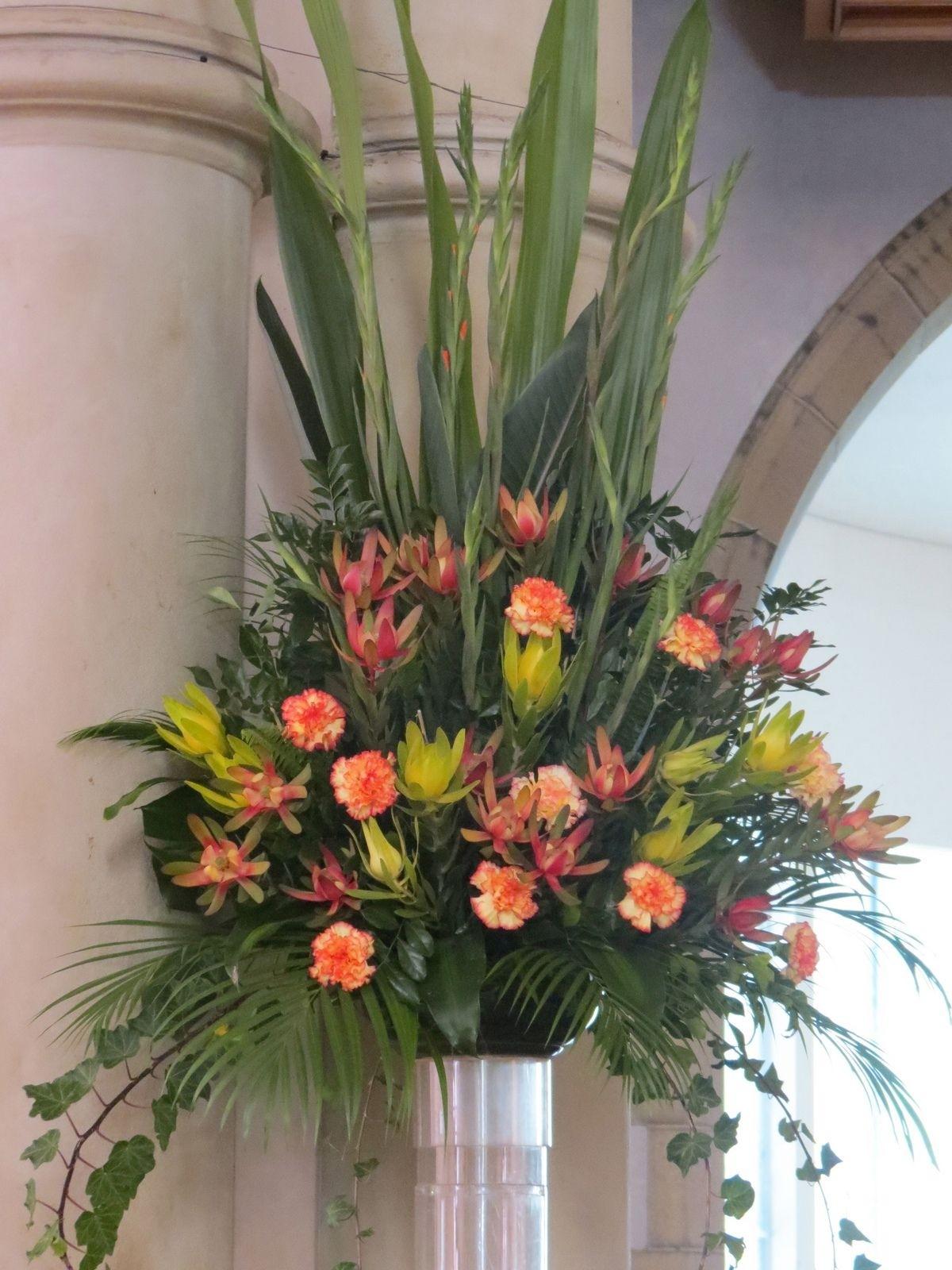 Large Silk Floral Arrangements Foter