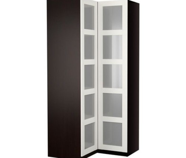 Pax Corner Wardrobe Modern Armoires And Wardrobes