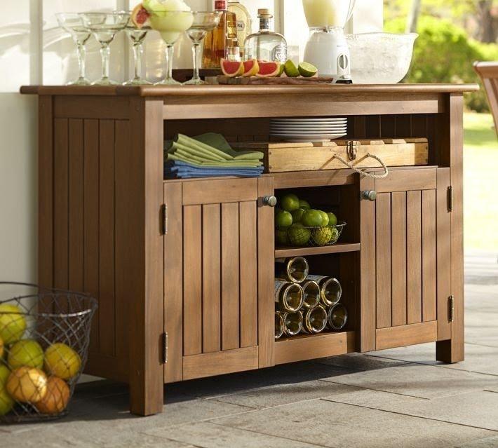 outdoor bar storage cabinet ideas on