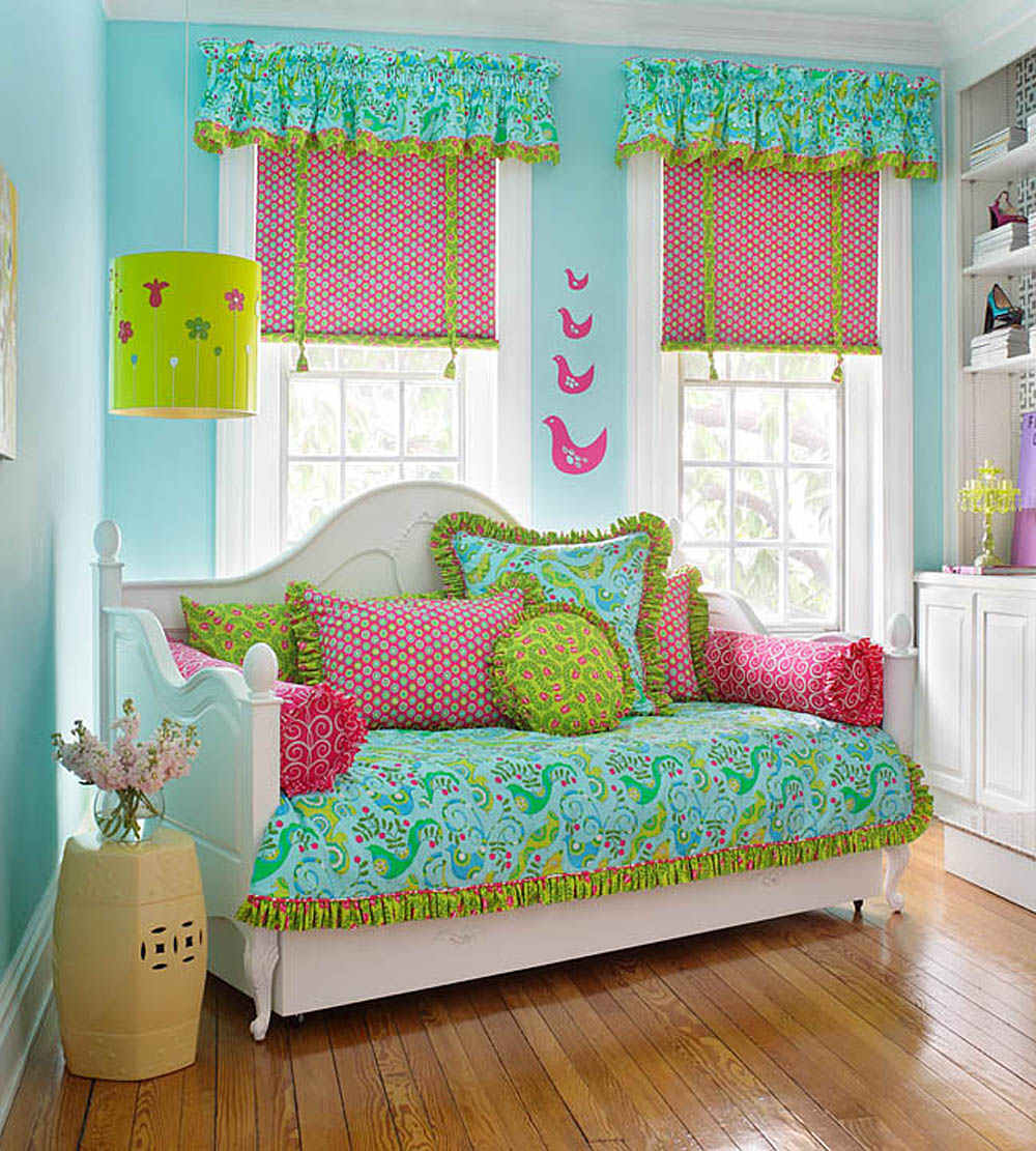 daybed comforter sets for girls ideas