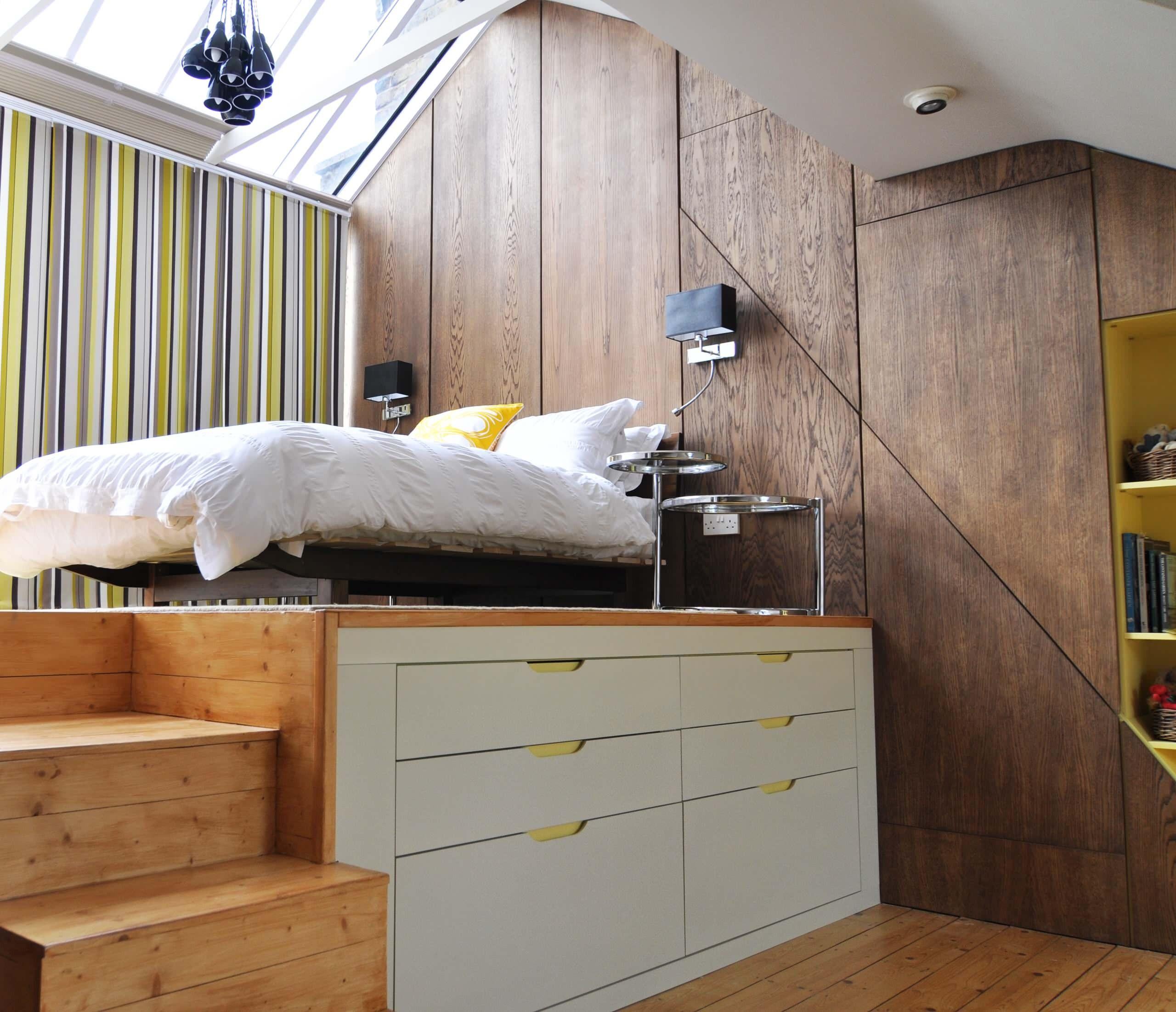loft beds with storage underneath