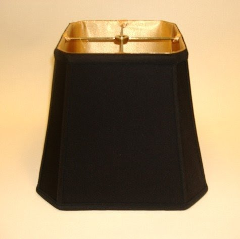 Black Gold Liner Lamp Shades Foter