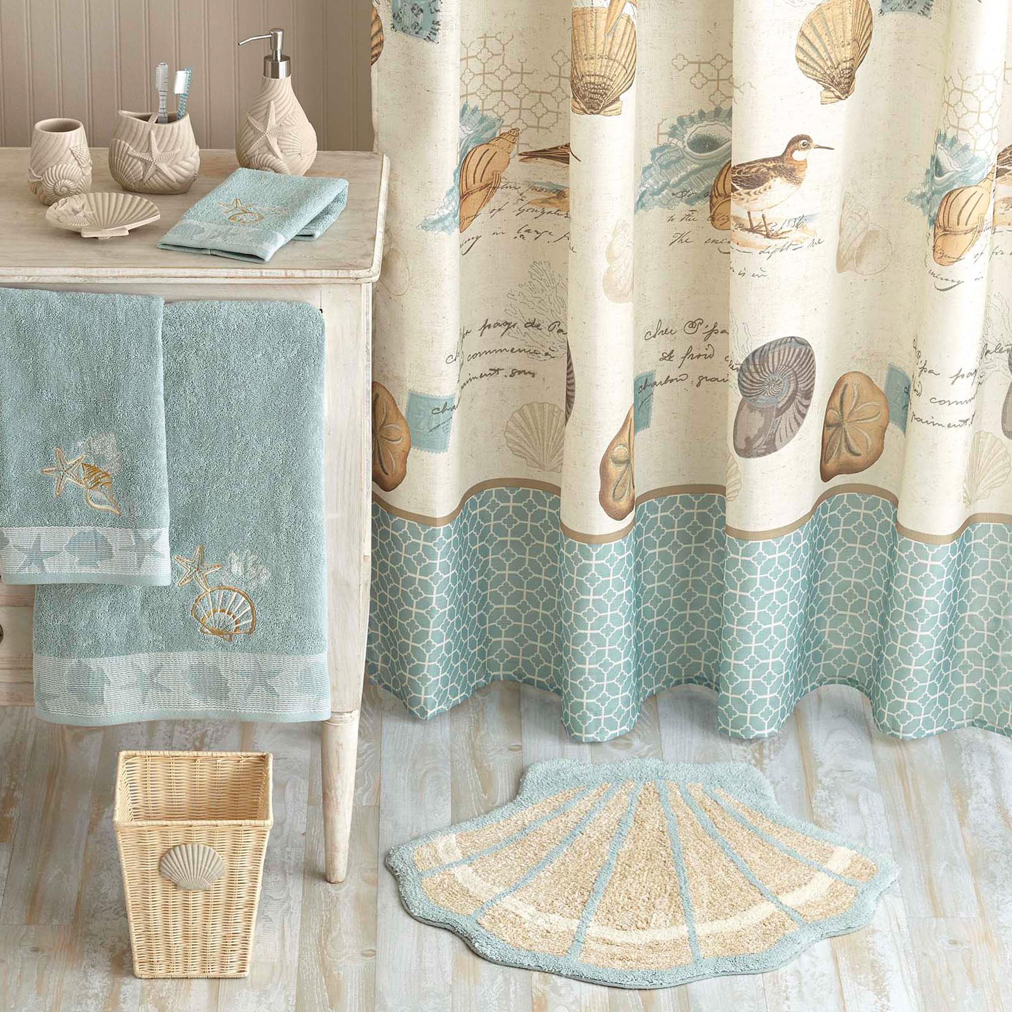 beach theme shower curtains ideas on