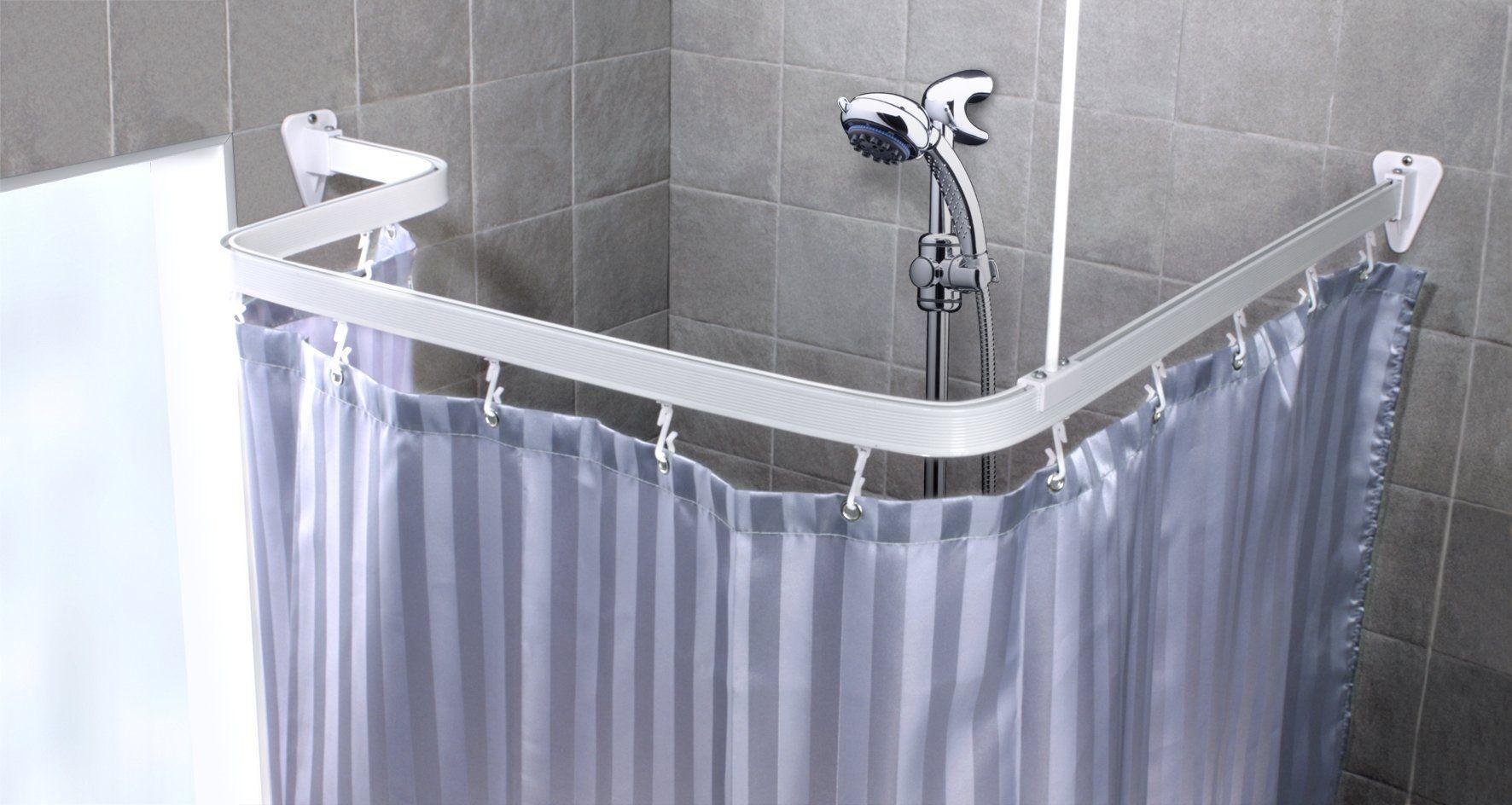 custom shower curtain rods ideas on foter