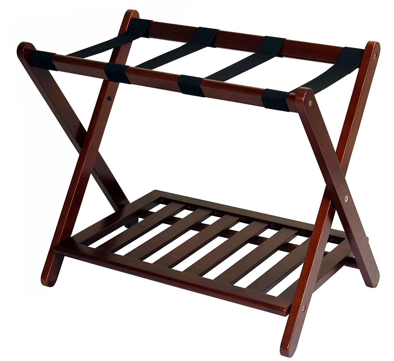 folding luggage rack wood ideas on foter
