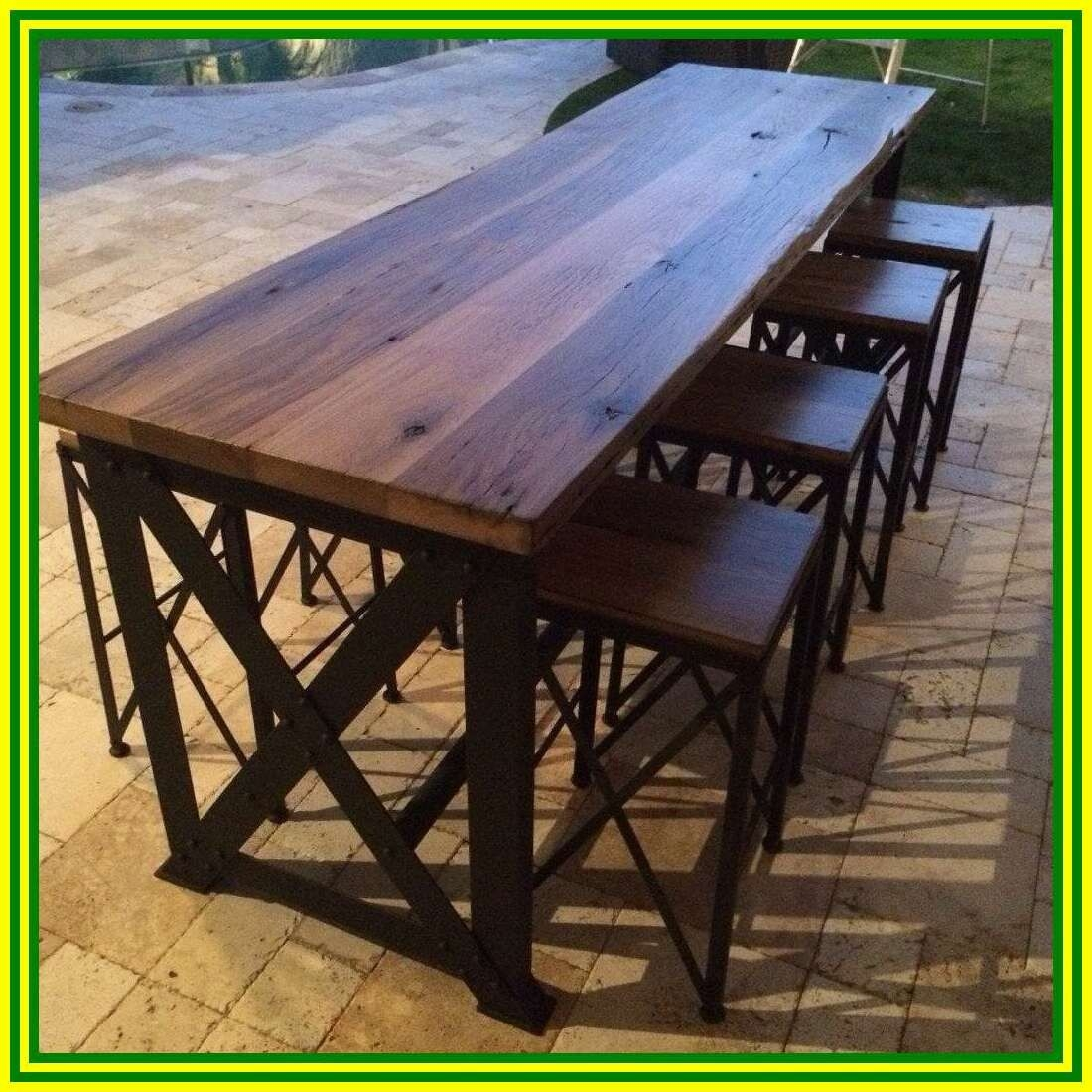 outdoor bar height table ideas on foter