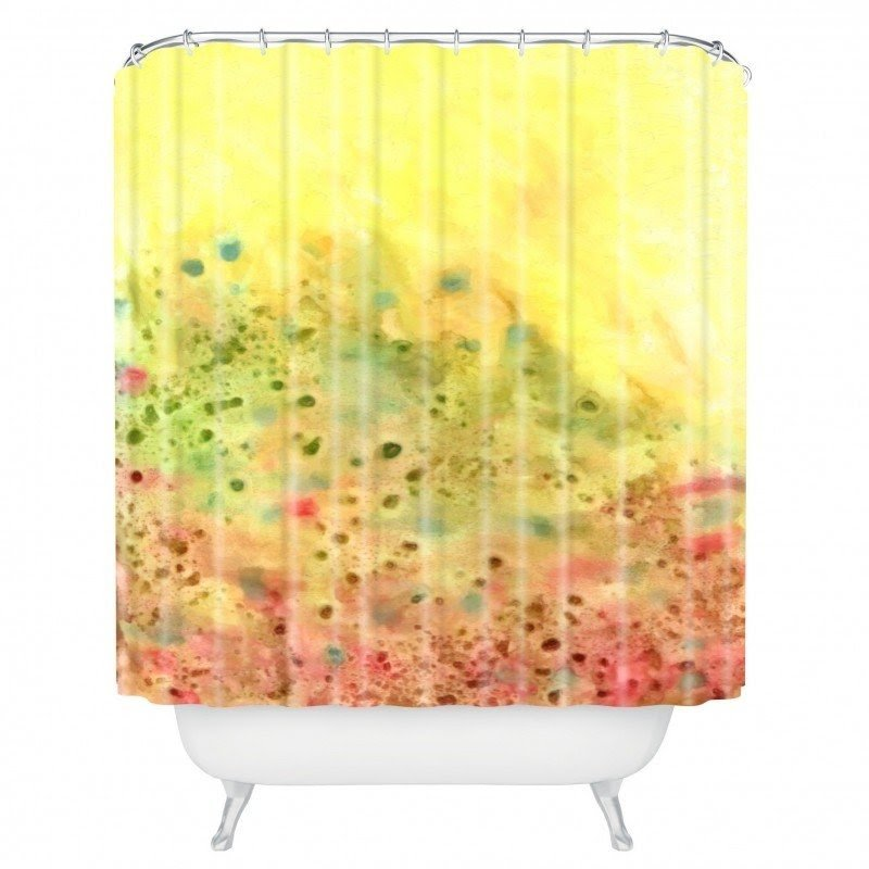 pebble shower curtain ideas on foter