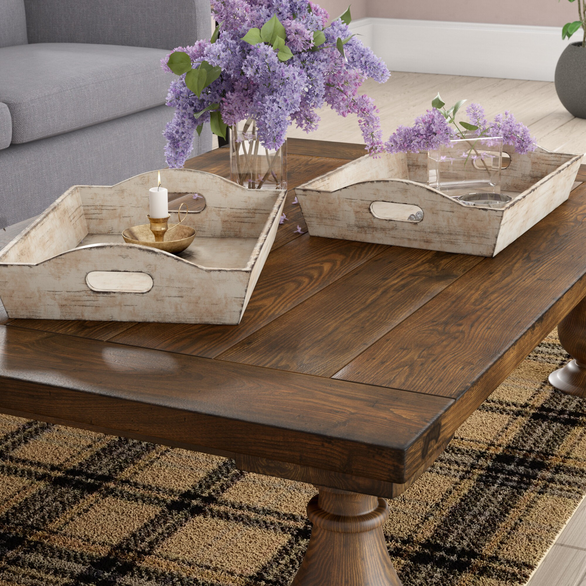 10 best decorative trays for 2021