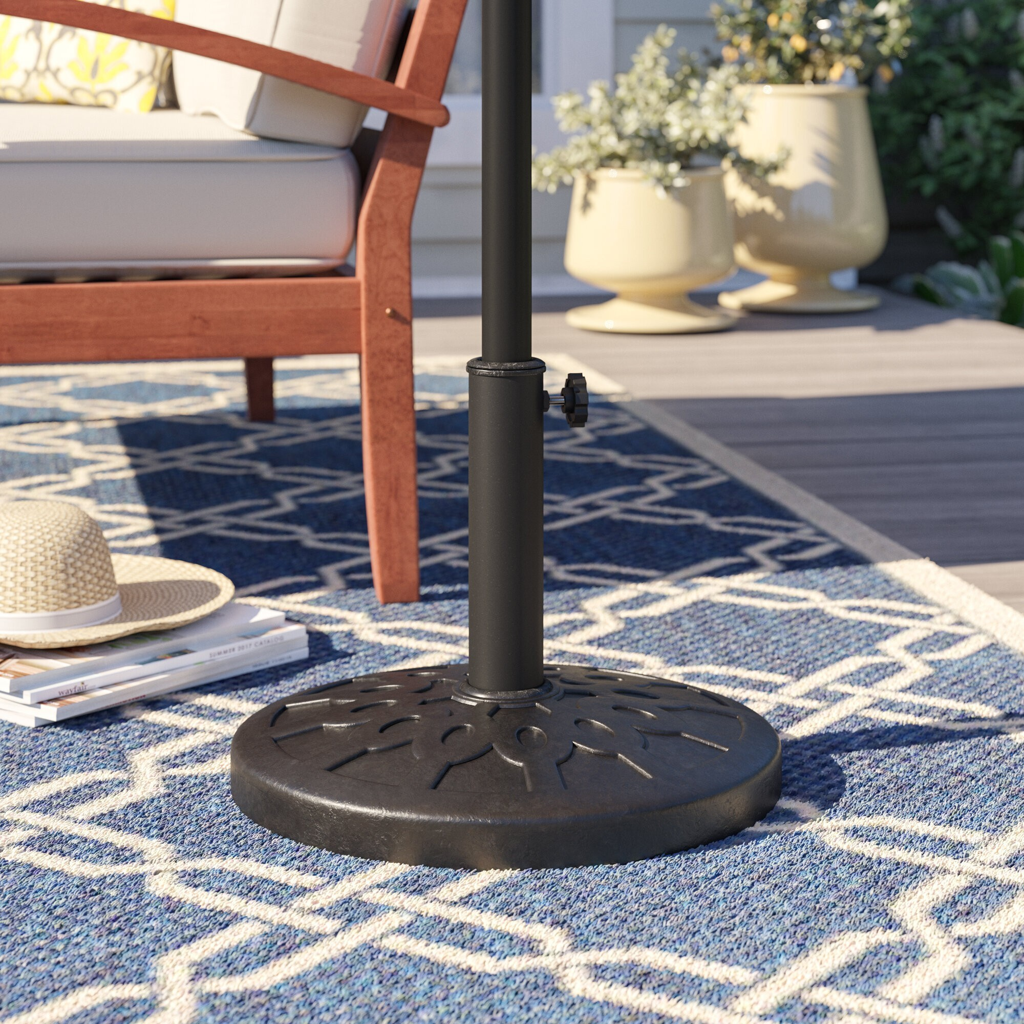 https foter com how to choose a patio umbrella stand base