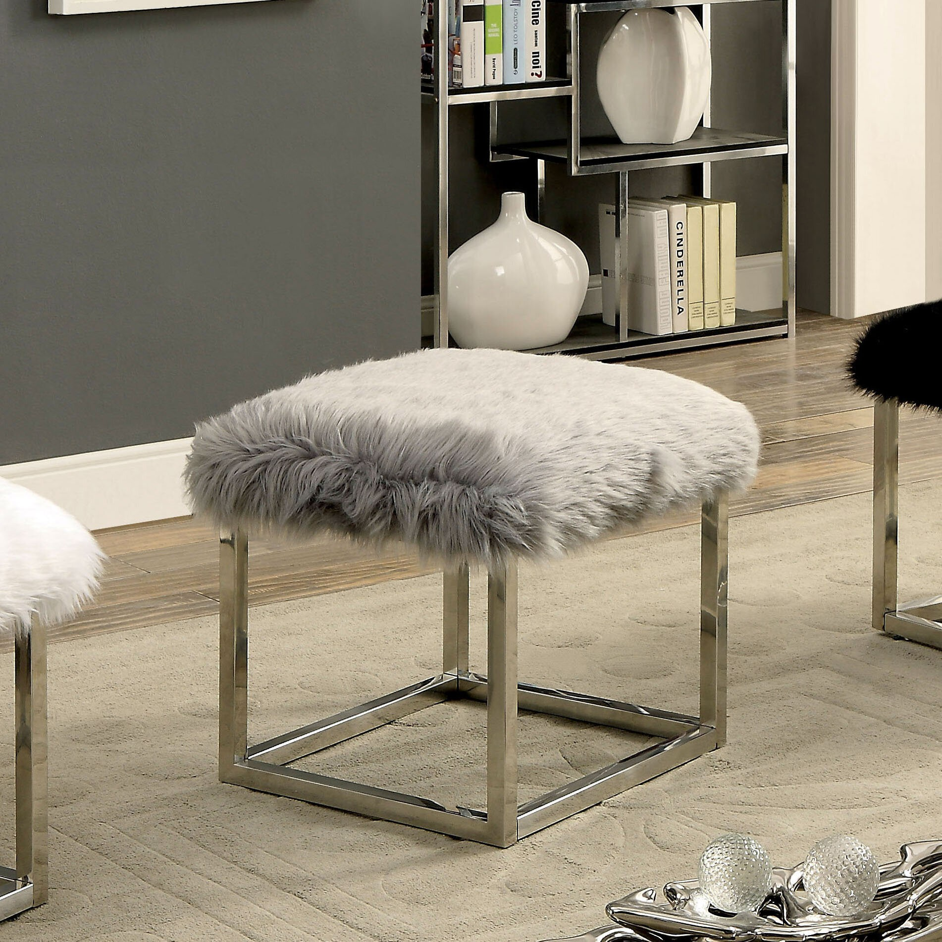how to choose a vanity stool foter