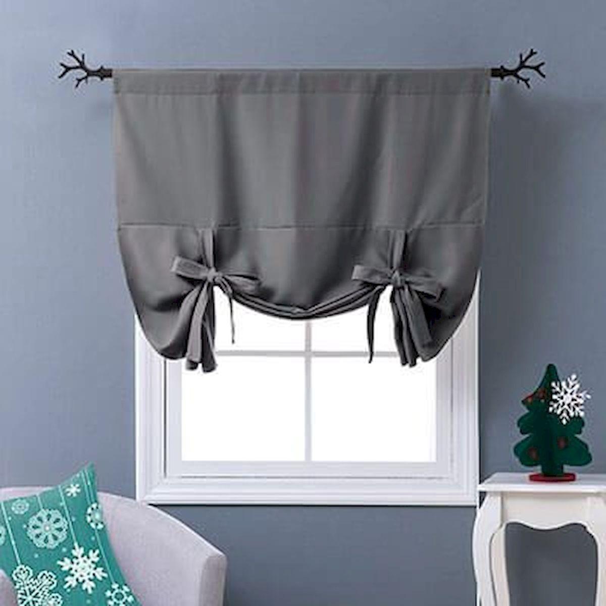 bathroom window shower curtains ideas