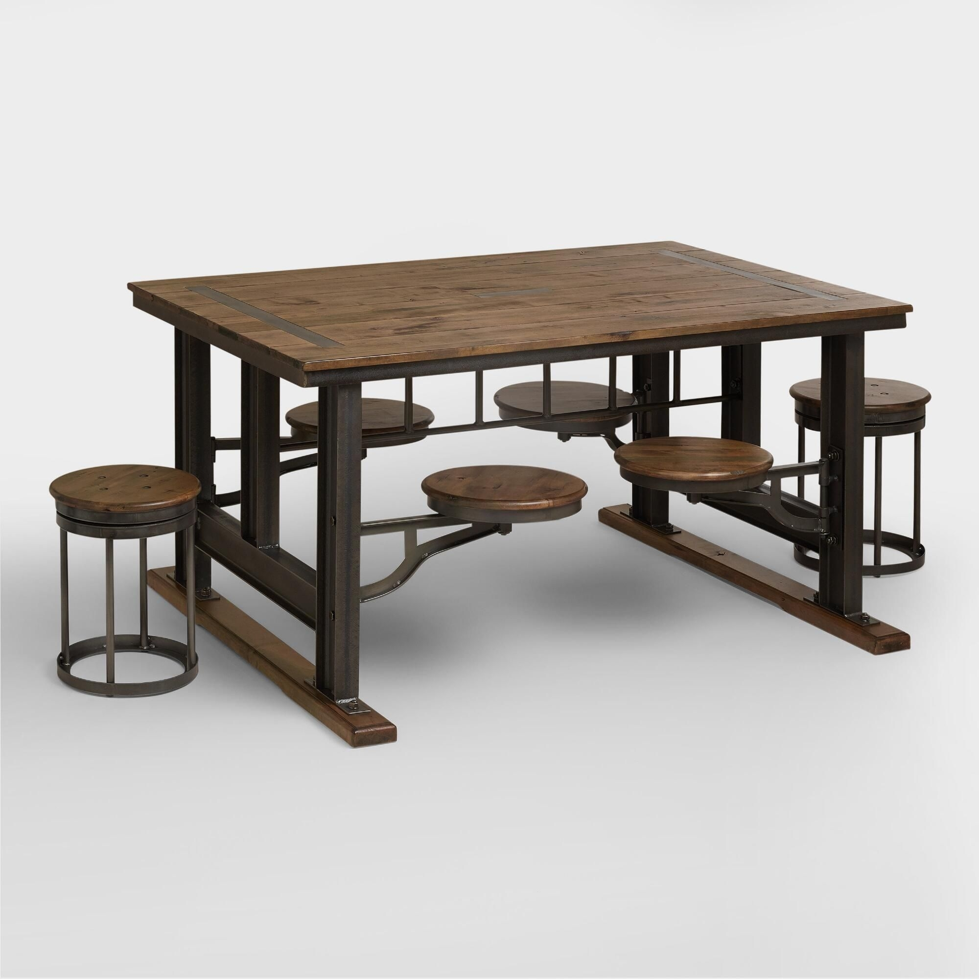 Industrial Style Dining Table Ideas On Foter