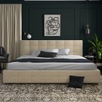 King Bed Frame With Storage Ideas On Foter