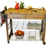 Kitchen Island With Cutting Board Top Ideas On Foter