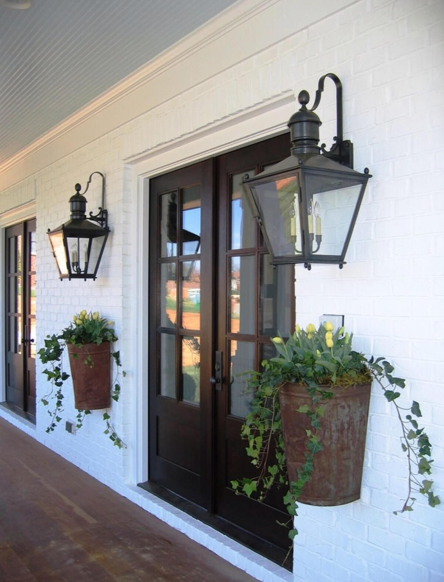 large outdoor wall lights ideas on foter
