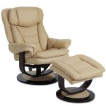 Leather Recliner Chair With Ottoman Ideas On Foter