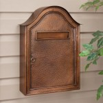 Locking Wall Mount Mailboxes Ideas On Foter