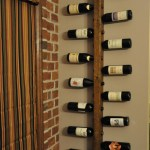 Metal Corner Wine Rack Ideas On Foter