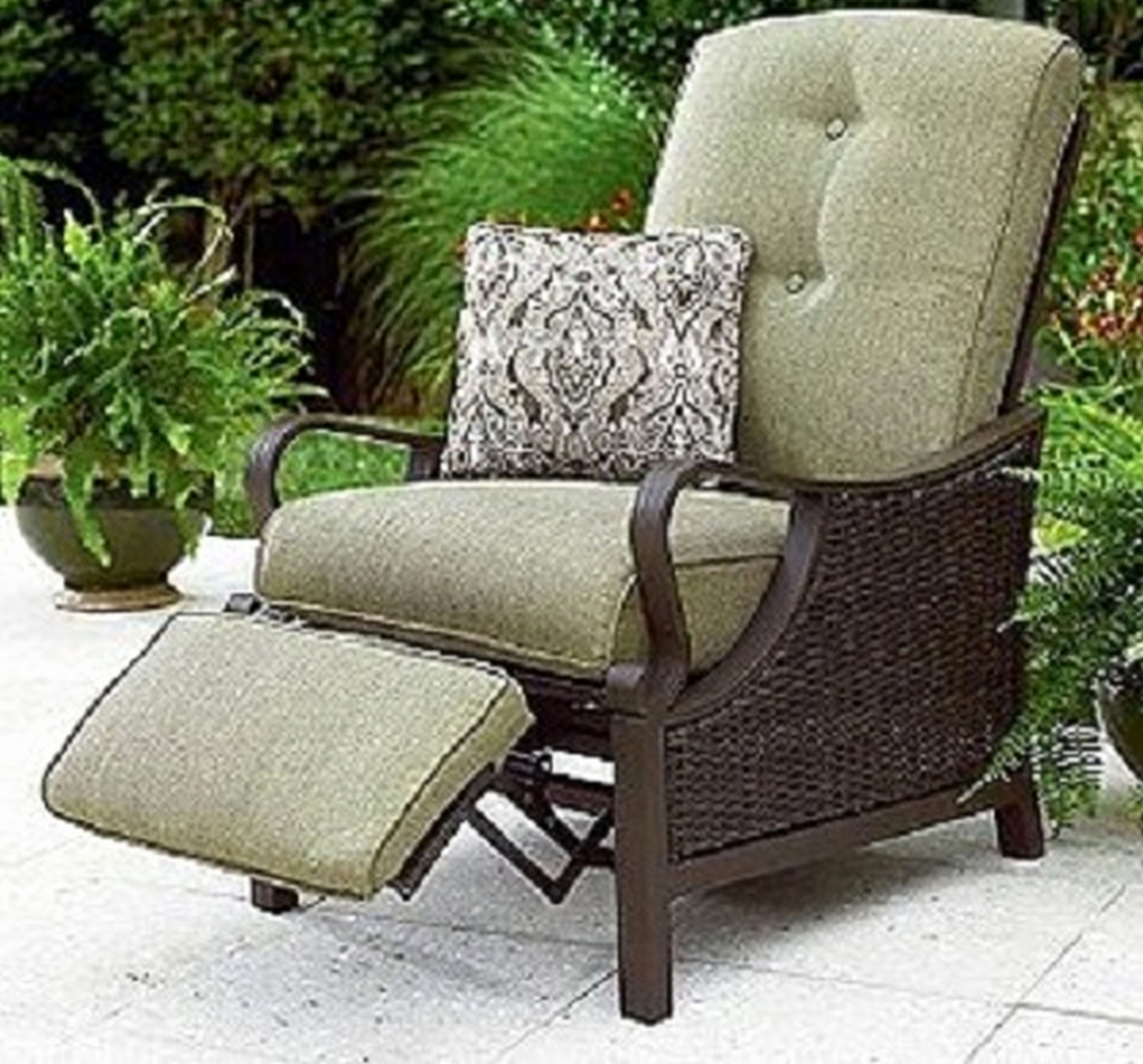 outdoor patio recliners ideas on foter