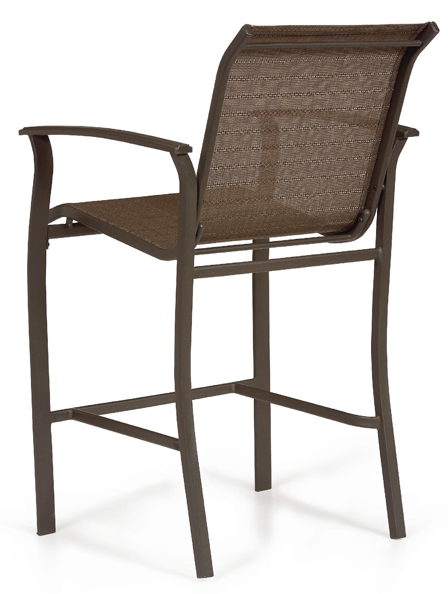 outdoor sling bar stools ideas on foter