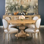 Round Wood Dining Room Table Sets Ideas On Foter