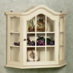 Small Wall Curio Cabinet Ideas On Foter