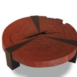 Solid Wood Round Coffee Table Ideas On Foter
