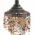 Stained Glass Hanging Pendant Lamp Ideas On Foter
