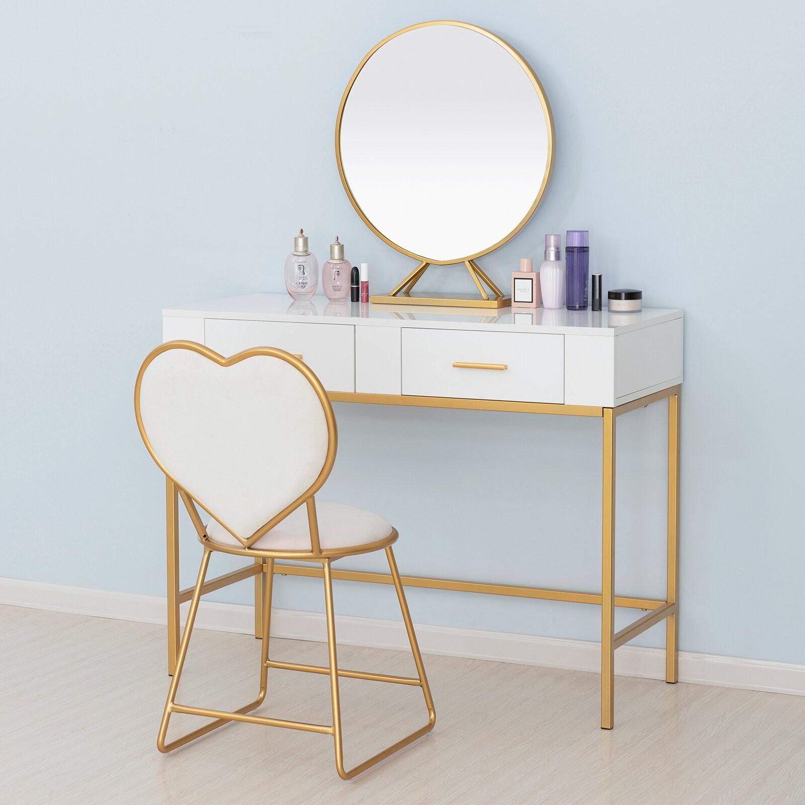 white makeup vanities ideas on foter