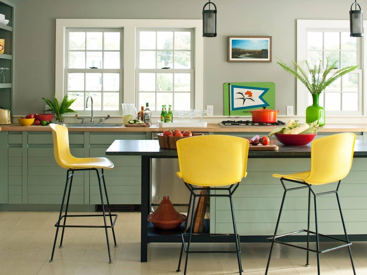 Yellow Bar Stools Ideas On Foter