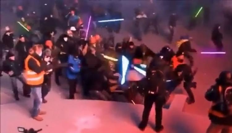 Ukrán Star Wars