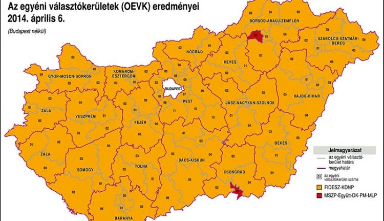 Magyarország: nem akartak kormányt váltani