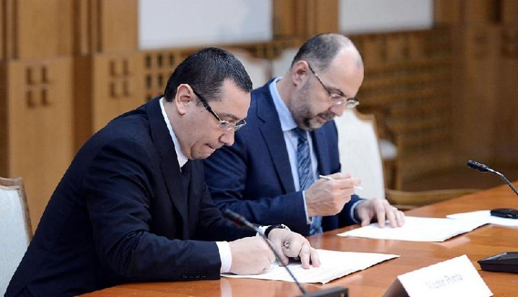 Victor Ponta váltja Kelemen Hunort