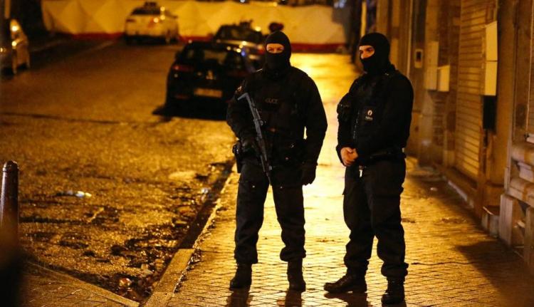Belgiumban is terroristákra vadásztak