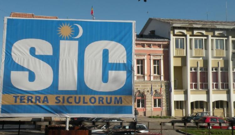 Román szélsőséges támadás a Székelyföldet jelző tábla ellen