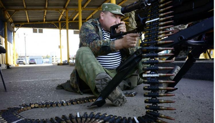 Nehézfegyvertelenné válik Kelet-Ukrana?