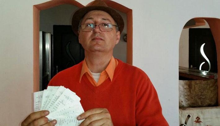 Kiguberálta a lottón nyertes nyugtákat