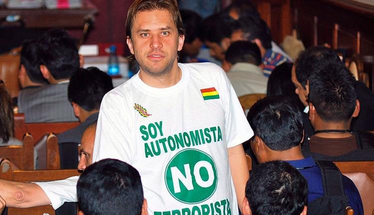 Kimenekítették Tóásó Elődöt Bolíviából