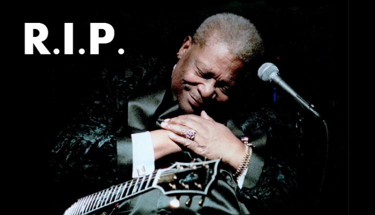 Meghalt a Király, oda a blues