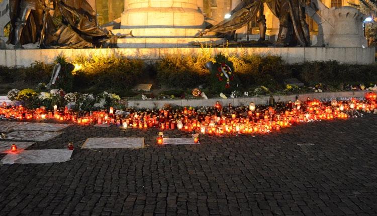 60-ra emelkedett a Colectiv-tűz halálos áldozatainak száma
